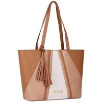 Väskor Dam Handväskor med kort rem Monnari 113080 Beige
