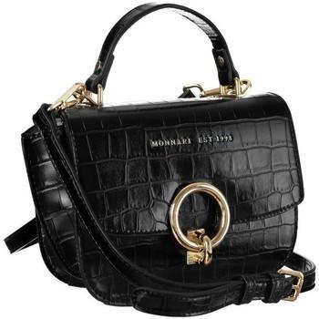 Väskor Dam Handväskor med kort rem Monnari 125500 Svarta