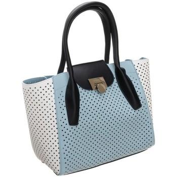 Väskor Dam Handväskor med kort rem Monnari BAG2260012 Vit, Blå