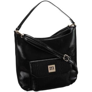 Väskor Dam Handväskor med kort rem Monnari BAG1200020 Svarta