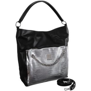 Väskor Dam Handväskor med kort rem Monnari BAG1190020 Svarta
