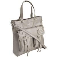 Väskor Dam Handväskor med kort rem Monnari 48230 Silver