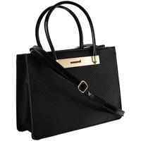 Väskor Dam Handväskor med kort rem Monnari 124580 Svarta