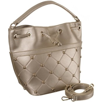 Väskor Dam Handväskor med kort rem Monnari 115090 Guld