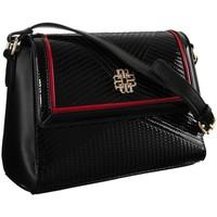 Väskor Dam Handväskor med kort rem Monnari 124710 Svarta