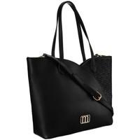 Väskor Dam Handväskor med kort rem Monnari 124370 Svarta