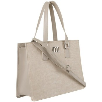 Väskor Dam Handväskor med kort rem Monnari 118170 Krämiga