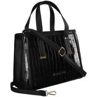 Väskor Dam Handväskor med kort rem Monnari 125760 Svarta