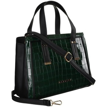 Väskor Dam Handväskor med kort rem Monnari 125770 Svarta