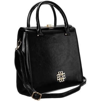Väskor Dam Handväskor med kort rem Monnari 124460 Svarta