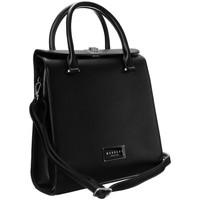 Väskor Dam Handväskor med kort rem Monnari 124470 Svarta