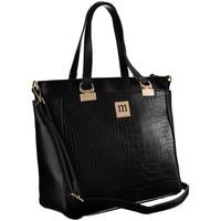 Väskor Dam Handväskor med kort rem Monnari 125200 Svarta
