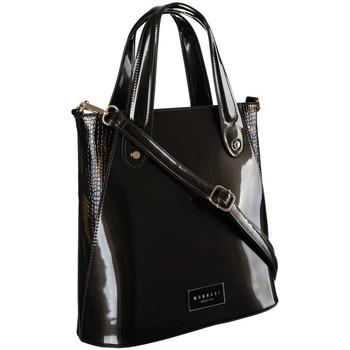 Väskor Dam Handväskor med kort rem Monnari 124810 Svarta