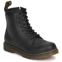 Skor Barn Boots Dr Martens DM J BOOT Svart
