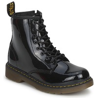Skor Barn Boots Dr Martens DELANEY Svart