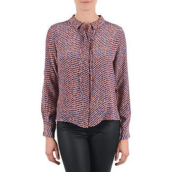 textil Dam Skjortor / Blusar Antik Batik DONAHUE Flerfärgad