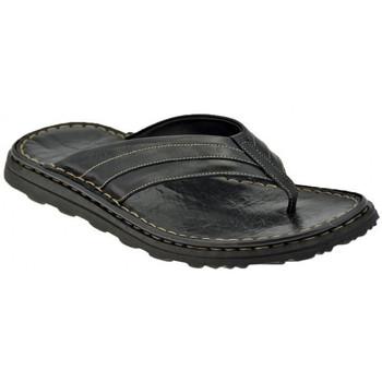 Skor Herr Flip-flops Clarks  Svart