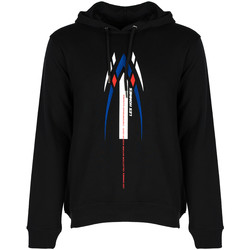 textil Herr Sweatshirts Les Hommes  Svart