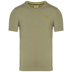 textil Herr T-shirts Aeronautica Militare TS1819 Oliv