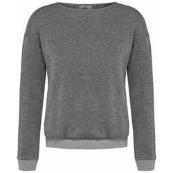 textil Dam Sweatshirts Deha D13304 Gråa