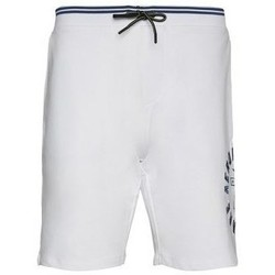 textil Herr Shorts / Bermudas Aeronautica Militare BE109F41973 Vit