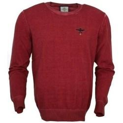 textil Herr Tröjor Aeronautica Militare MA1336L43819 Rödbrunt