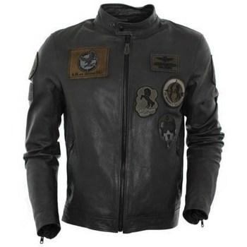 textil Herr Jackor Aeronautica Militare PN5011 Svarta