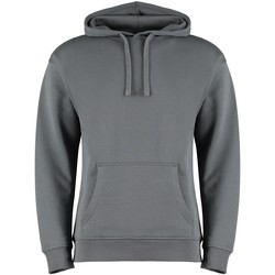textil Sweatshirts Kustom Kit KK333 Mörkgrå