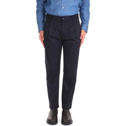 textil Herr Chinos / Carrot jeans Etro 1W703 8627 Blue