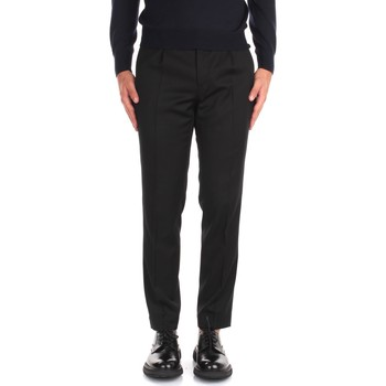 textil Herr Chinos / Carrot jeans Incotex ZR450Z 10139 Black