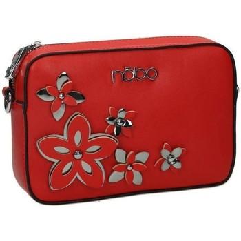 Väskor Dam Handväskor med kort rem Nobo 111780 Röda