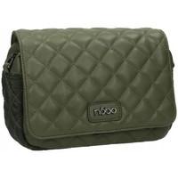Väskor Dam Handväskor med kort rem Nobo 42000 Gröna