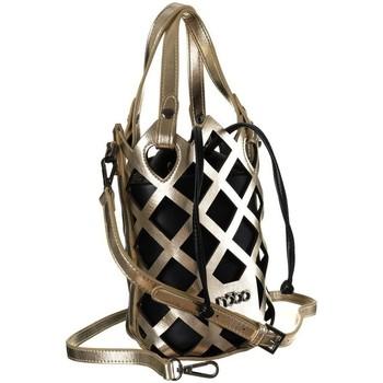 Väskor Dam Handväskor med kort rem Nobo 124520 Guld