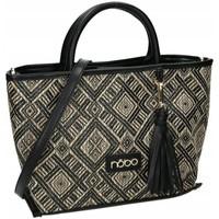 Väskor Dam Handväskor med kort rem Nobo 46060 Svarta