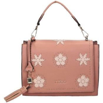 Väskor Dam Handväskor med kort rem Nobo 52790 Rosa