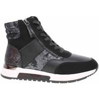 Skor Dam Höga sneakers Jana 882521127098 Grafit
