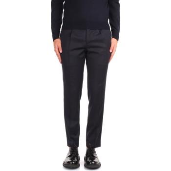 textil Herr Chinos / Carrot jeans Incotex ZR450Z 10139 Blue