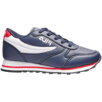 Skor Barn Sneakers Fila 1010783 Blå