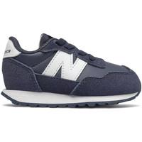 Skor Barn Sneakers New Balance NBIH237NV1 Blå