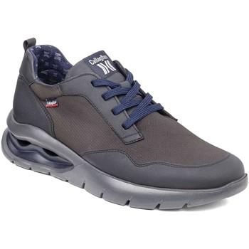 Skor Herr Sneakers CallagHan 45406 Grå