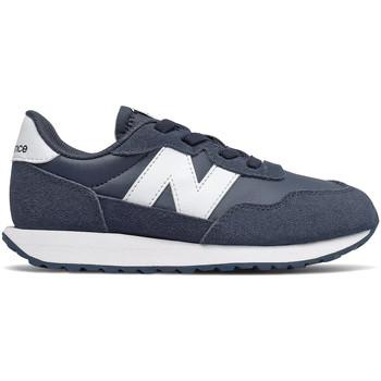 Skor Barn Sneakers New Balance NBPH237NV1 Blå
