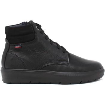Skor Herr Höga sneakers CallagHan 45508 Svart