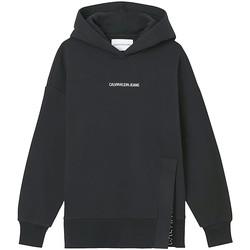textil Dam Sweatshirts Calvin Klein Jeans J20J216948 Svart