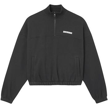textil Dam Sweatshirts Calvin Klein Jeans J20J217291 Svart