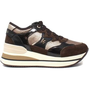 Skor Dam Sneakers Keys K-5532 Brun