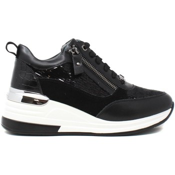 Skor Dam Sneakers Keys K-5512 Svart