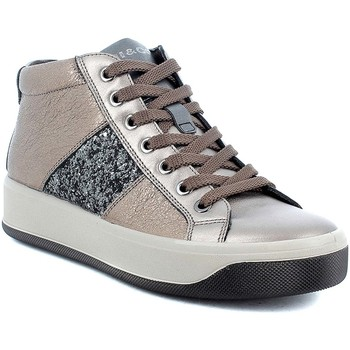 Skor Dam Höga sneakers IgI&CO 8172722 Brun