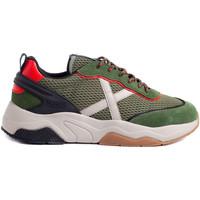 Skor Herr Sneakers Munich 8770065 Grön