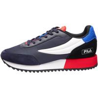 Skor Herr Sneakers Fila 1011265 Blå