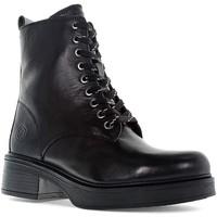 Skor Dam Boots Lumberjack SWC1901 001 B01 Svart